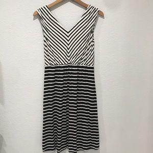 Soma Dresses - NWT Soma Sandra Dress Amuse And Aerial Stripe